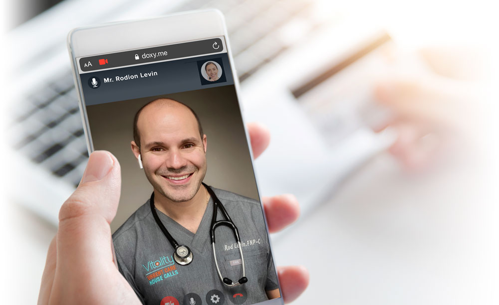 Telehealth - Vitality Urgent Care