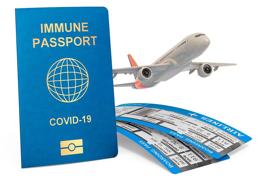 Pre-Travel COVID exam