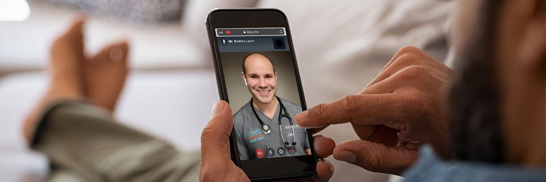 telemedicine Vitality Urgen Care